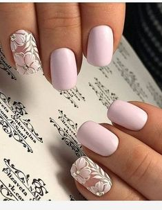41 Gorgeous Wedding Nail Designs for Brides, bridal nails nails bride,wedding nails with glitter, nails for wedding guest weddingnails nails bridenails glitternails bridalnails 725149977484498773 Wedding Nails For Bride, Bride Nails, Wedding Nails Design, Nail Wedding, Bridal Nails Designs, Flower Designs For Nails, Wedding Makeup, Nail Designs For Weddings, Wedding Manicure