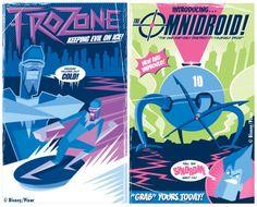 Eric Tan - Frozone - Omnidroid - The Incredibles Disney Art, Disney Pixar, Pixar Poster, Beloved Film, Fanart, Superhero Kids, Disney Addict, Disney And More, Disney Marvel