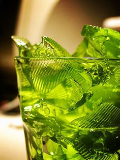Another April Fool's Joke! Pickle juice jello! Oh, I'm all over that!