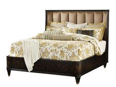 Fine Furniture Design Stephen's Upholstered Bed, Queen 5/0 1426-451/452/453