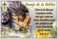 Vidas Santas: Santo Evangelio según san Juan 11:51