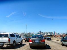 Trajet de l'aéroport de San Francisco vers / depuis le centre ville