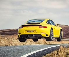 Yes, Porsches can fly ;)