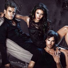 The Vampire Diaries-  Thursdays 8/7C on the CW
