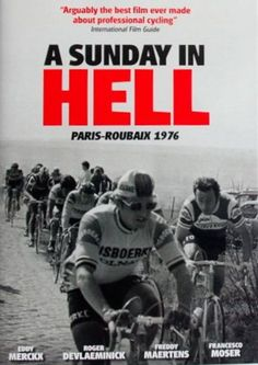Soigneur - Forty Years in Hell Uci World Tour, Paris Roubaix, The Best Films, Vintage Bicycles, Classic Films, Cycling, Google, Sunday, Baseball Cards
