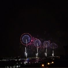 Macy's fireworks July 4, 2012! ONLY IN #NYC