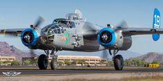 Beautiful Warbirds — B-25 Mitchell