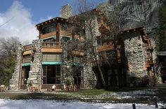 Ahwahnee Hotel in Yosemite Valley, CA   Flickr - Photo Sharing!