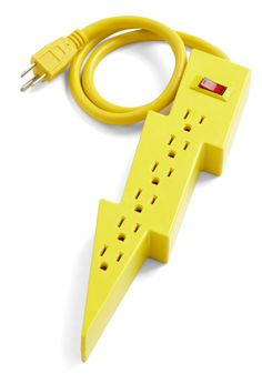 Lightning Bolt power adapter