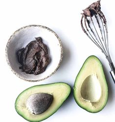 krem czekoladowy z awokado i daktyli Fruit, Food, Essen, Meals, Yemek, Eten