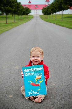 First Birthday/Dr. Seuss Birthday Party Ideas | Photo 2 of 33 | Catch My Party