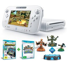 Nintendo Skylanders SWAP Force Bundle - Nintendo Wii U: Video Games: Amazon.com