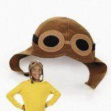 %** Best Halloween costume  discount: Brown Felt Classic Aviator Hat Kid's Halloween Costume Accessory - http://halloweencostumeideashere.com/best-halloween-costume-discount-brown-felt-classic-aviator-hat-kids-halloween-costume-accessory/