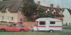 Vintage Caravans, Recreational Vehicles, Camper, Vintage Trailers, Vintage Travel Trailers, Campers, Single Wide