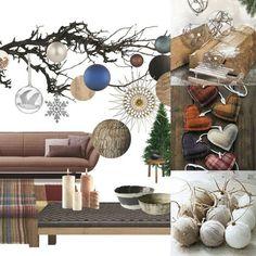 Trendy Vianoce 2017 | Living Styles Trendy, Christmas Decorations, Table Decorations, Living Styles, Decorating, Furniture, Home Decor, Decoration, Homemade Home Decor