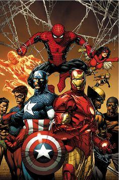 Save 20n All Marvel Artwork On Kult Studio