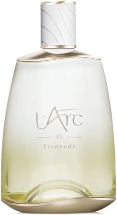 L'Arc Escapade Vanille des iles Eau de Parfum, 3.4-oz. Cosmetic Containers, Cosmetic Bottles, Tahiti, Solid Perfume, Cosmetic Packaging, Dresses With Leggings, Bottle Design, Baby Girl Newborn, Sock Shoes
