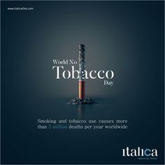 Smoking and tobacco use causes more than 5 million deaths per year worldwide World No Tobacco Day. Child Labour Quotes, Navratri Wishes, World No Tobacco Day, Festival Flyer, Hindu Festivals, Instagram Users, Instagram Posts, Wallpaper Quotes, New Experience