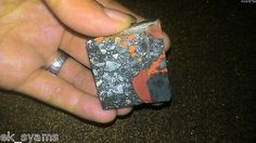 60 Grams Indonesian Brecciated Jasper Slab / Picture Jasper