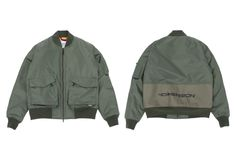 4dimension®  (ts-1k) Bomber JKT [green]