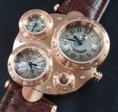 20 of the coolest steampunk watches (and similar items…) i've ever seen