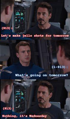 Texts From the Avengers jello shots marvel Avengers Texts, Marvel Avengers, Marvel Comics, Marvel Funny, Marvel Memes, Hulk, Texts From Last Night, Dc Memes, The Villain
