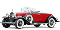 Cadillac V8 355-A Roadster by Fleetwood (4502) '1931