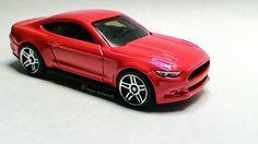 Hotwheels Mustang GT 2014