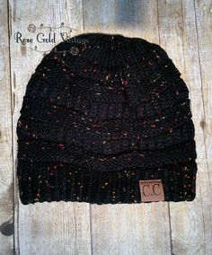 234bbb295633f CC Beanie Hats - 38 colors to choose from! – Rose Gold Vintage Ropa De