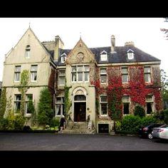 Caterine house in Killarny, Ireland.