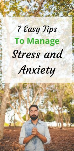 We�ve all been told that we should Work Hard, but shouln�t we Work Joyfully instead? Learn how to get rid of stress and anxiety thanks to these 7 easy tips. #stressmanagement #anxiety
