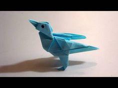 http://www.meganmedicalpt.com/ Twitter Bird Origami