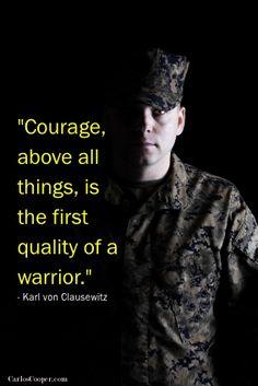"""Heroism, power, determination, resourcefulness, courage in battle, generosity, and leadership are the qualities of work for the kshatriyas (warrior nature)."" Bg 18.43 http://www.krishnasmercy.org/dotnetnuke/News/Blog/tabid/57/EntryId/355/Kshatriyas.aspx"