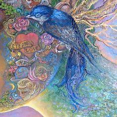 """Eternal Love (zoom 2)"" par Josephine Wall                                                                                                                                                                                 More"