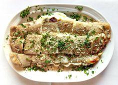 Calzoni (Lombardo's Restaurant)   : Lifestyles