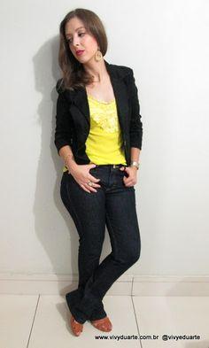 Vivy Duarte: Look do Dia: White Wall
