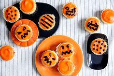 Om du skal imponere med noe spiselig på Halloween, anbefaler vi deg å lage disse halloweenmuffinsene. Perfekt å dele ut som en spiselig overraskelse.