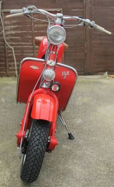 Lambretta 150 D . Super 4, Moped Scooter, Northern Soul, Sidecar, Motown, Beetles, Scooters, Chopper, Classy