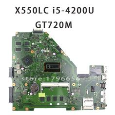 195.00$  Buy here - http://alif7r.shopchina.info/1/go.php?t=32805616369 - For Asus X550LC Laptop Motherboard With I5-4200U CPU REV 2.0 Mainboard Fully Tested 195.00$ #bestbuy