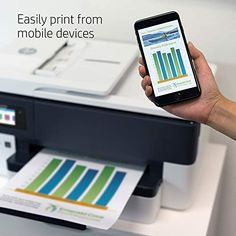 HP OfficeJet Pro 7720 All in One Wide Format Printer with Wireless Printing, Fast Print, Hp Officejet Pro, Office Printers, Paper Tray, Paper Storage, Laser Printer, Paper Size, All In One