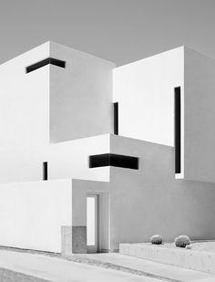 Monochrome architectural photograph by the super talented Nicholas Alan Cope