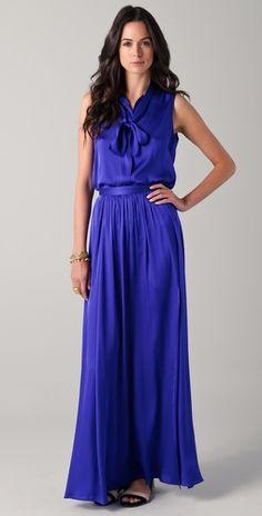 Rachel Zoe Maxi Skirt. I think I need this...