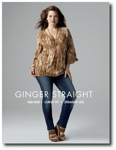 PLUS SIZE DENIM BY LUCKY BRAND ... - Stylish Curves