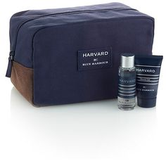 Harvard Washbag Gift Set