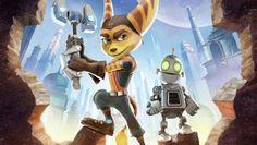 Family Geek Brasil: Primeira gameplay do novo Ratchet & Clank para o P...