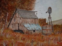 old barn paintings - Google Search