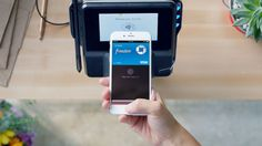 Apple Pay is a latest digital wallet/payment service that allows you to pay your bills wirelessly using NFC and fingerprint using your iPhone Watch. Kfc, Iphone 5s, Apple Iphone, Starbucks, Apple Pay, Finance, Adoption, Digital Wallet, Android