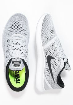 e0fdcd9e366 Nike Performance FREE RUN - Loopschoen neutraal - blanc / noir - Zalando.nl  Nike
