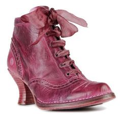 Chaussures rouges Neosens Rococo Prec. Je les aime!