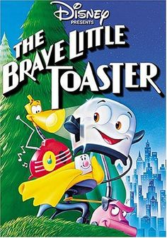 The Brave Little Toaster!